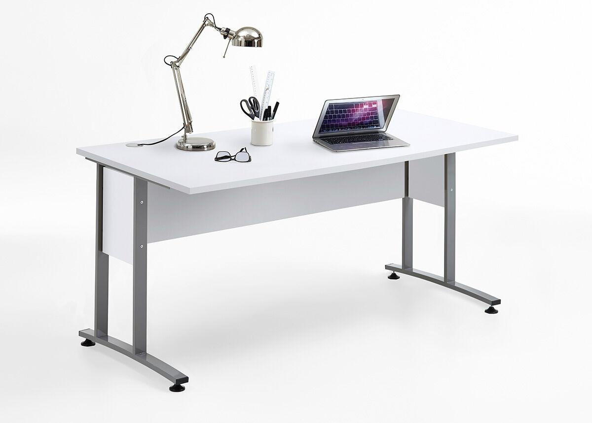FMD Työpöytä CALVIA 2 160x80 cm