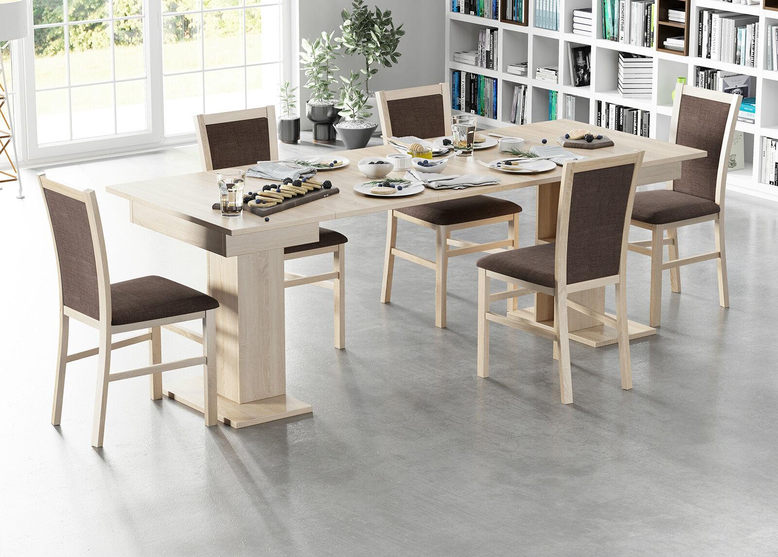 Szynaka Jatkettava ruokapöytä 85x85-220 cm