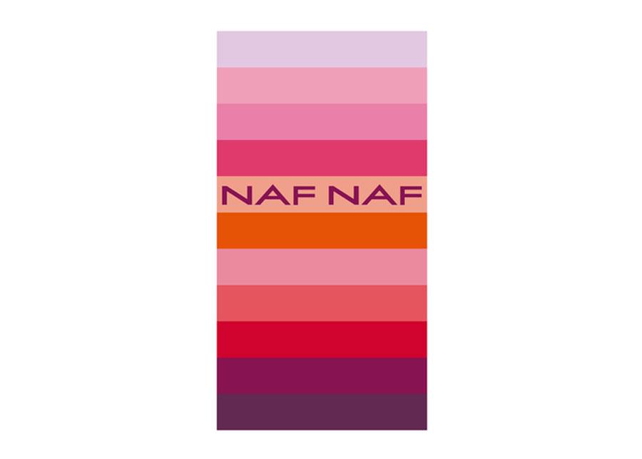 NAF NAF Rantapyyhe NAF NAF BALBOA 90x180 cm