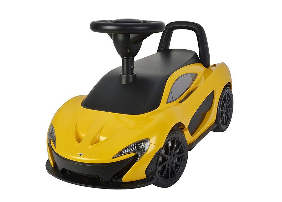 Chi Lok Potkuauto McLaren P1