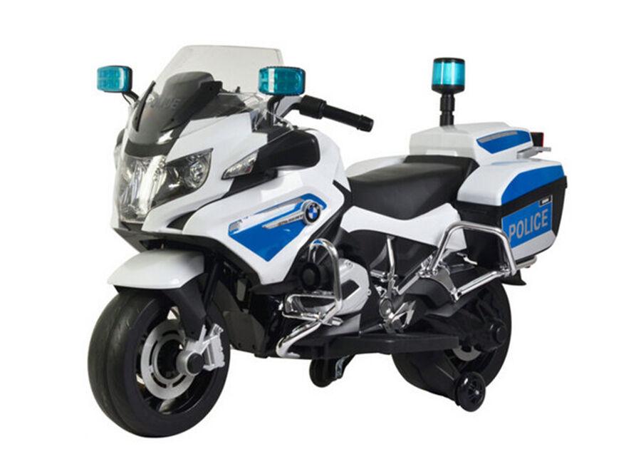 Chi Lok Sähkömoottoripyörä BMW POLICE