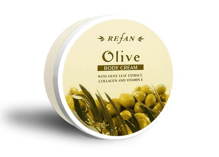 Refan Vartalovoide oliiveilla 200 ml