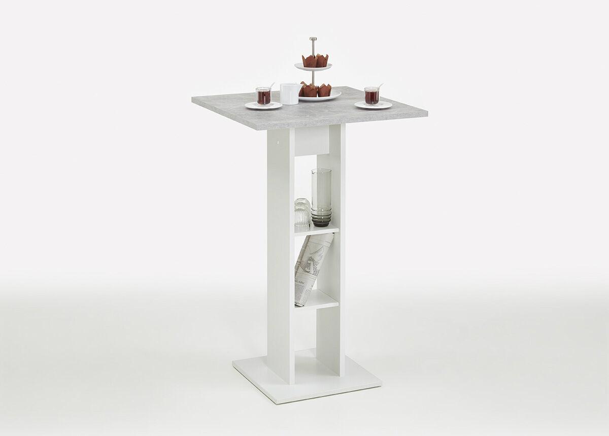 FMD Baaripöytä BANDOL 1 XL 70x70 cm