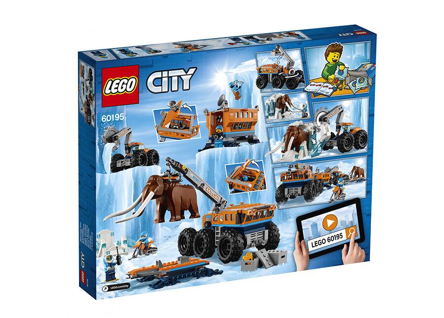 Lego Arktinen tukikohta LEGO City