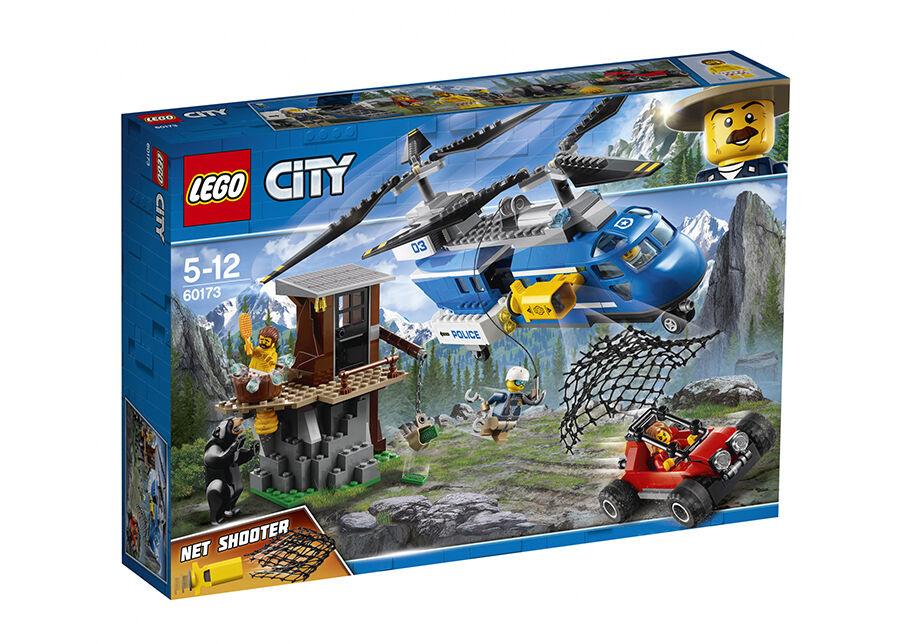 Lego Pidätys vuoristossa LEGO City