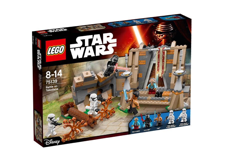 Lego Takodanas LEGO Star Wars