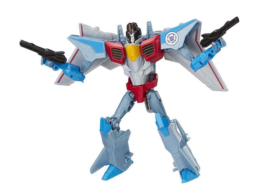 Rappelkiste Transformers RID Warr Starscream