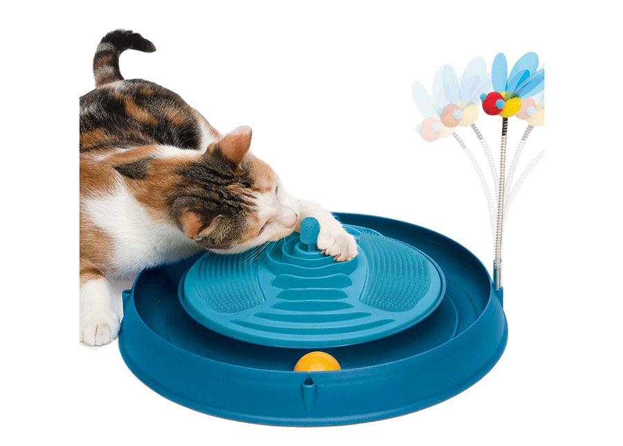 Hagen Kehittävä lelu kissoille Catit Play 3in1