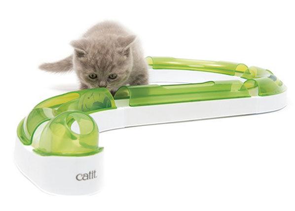 Hagen Kehittävä lelu kissoille Pallorata