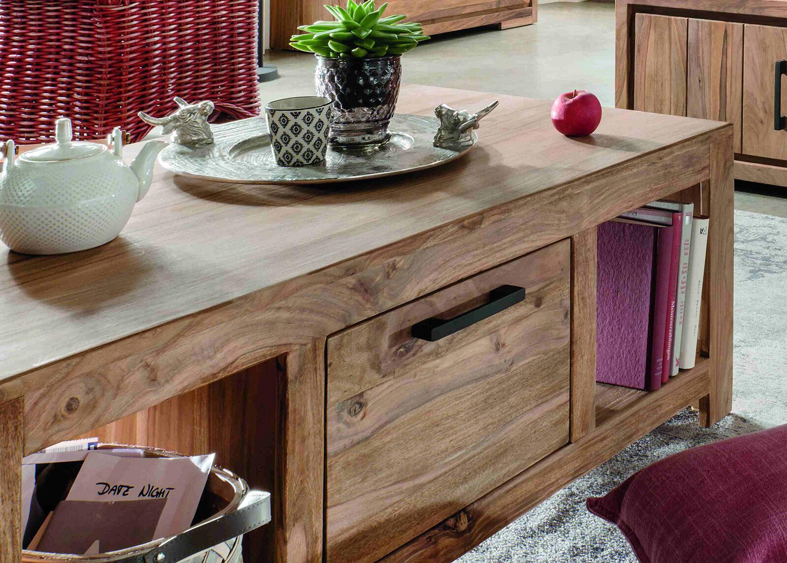 SIT Möbel Sohvapöytä Sanam 118x65 cm