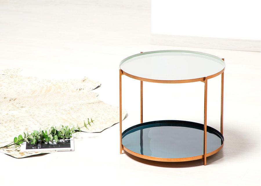 KY Apupöytä Ø 57 cm