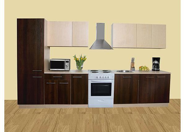 Baltest Mööbel Baltest keittiöryhmä Kaisa 1 UP 300 cm