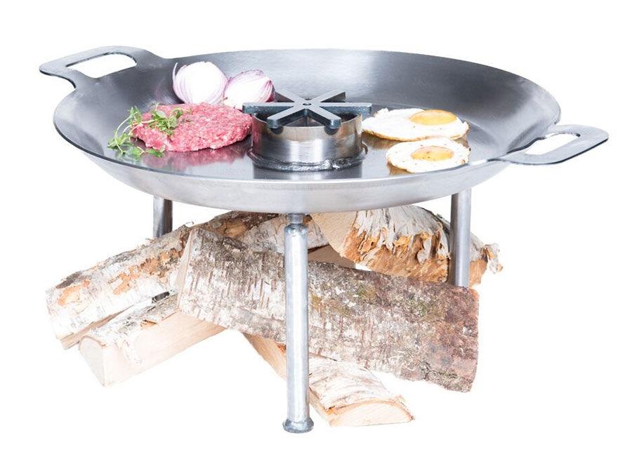 GrillSymbol Muurinpohjapannu Wild Chef Ø 46 cm