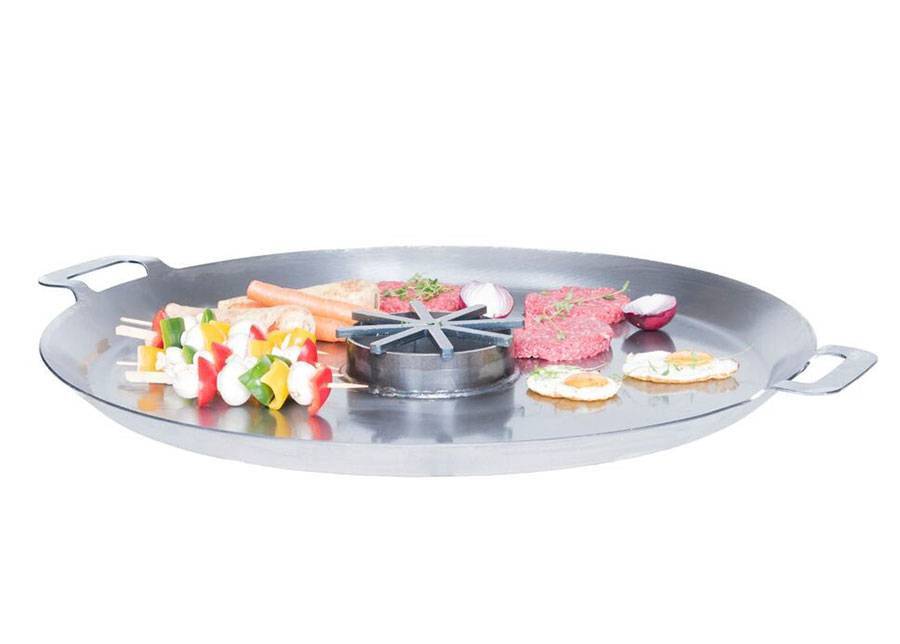 GrillSymbol Muurinpohjapannu Wild Chef Ø 72 cm