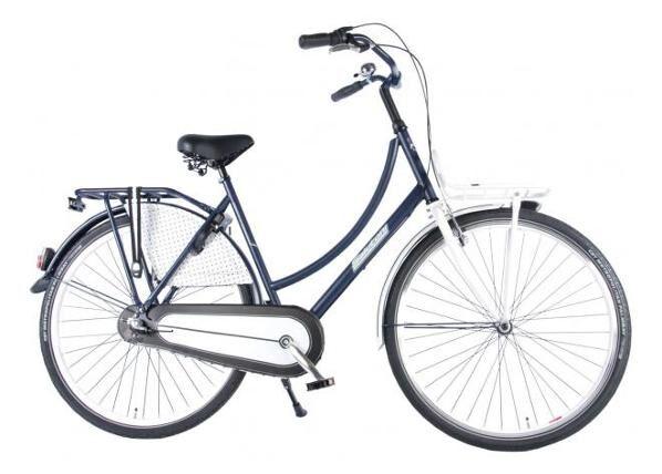 Salutoni Naisten kaupunkipyörä SALUTONI Dutch oma bicycle Glamour 28 tuumaa 56 cm Shimano Nexus 3 vaihdetta