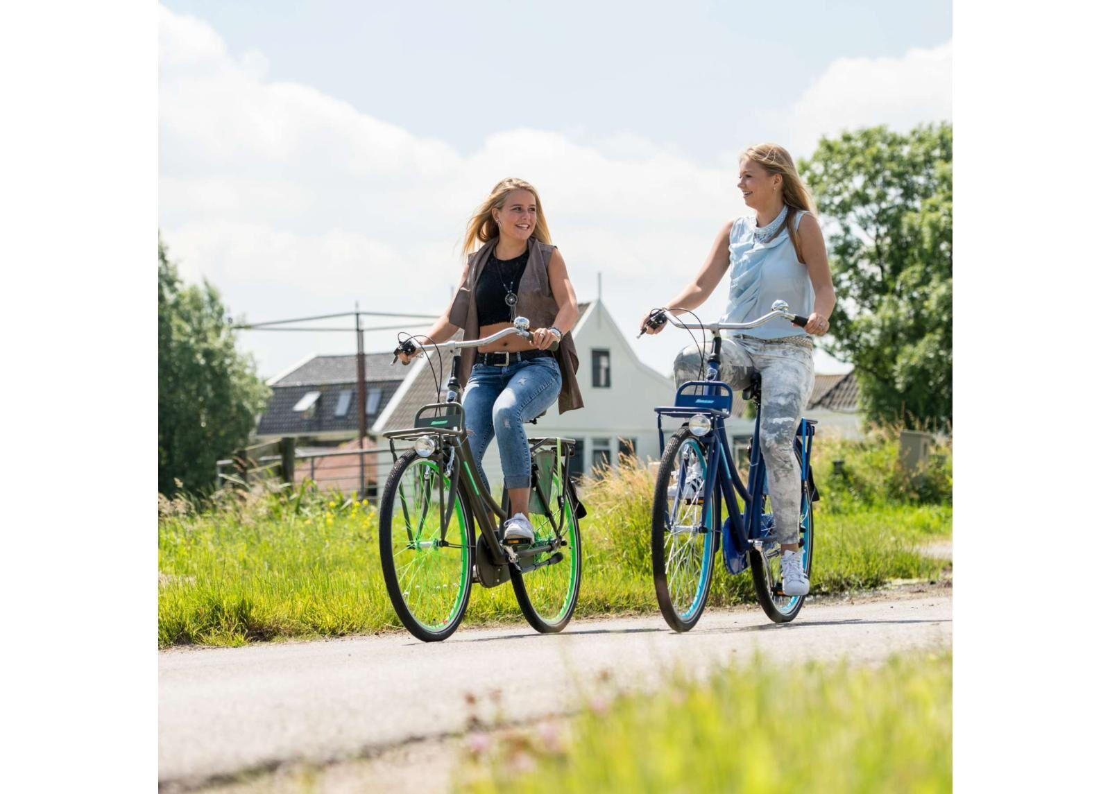 """Salutoni Aikuisten kaupunkipyörä SALUTONI Jeans 28"""" 56 cm"""
