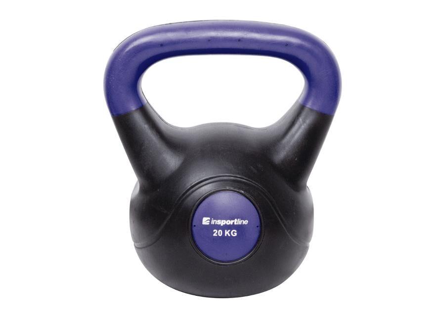 Image of Insportline Kahvakuula Vin-Bell Dark 20 kg inSPORTline