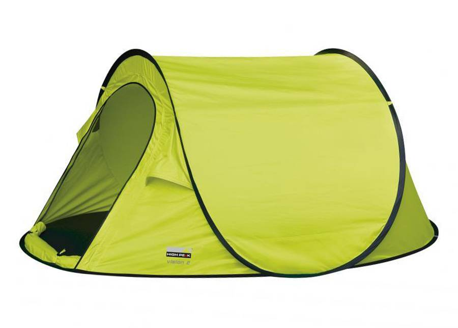 High Peak PopUp teltta High Peak Vision 2, vihreä
