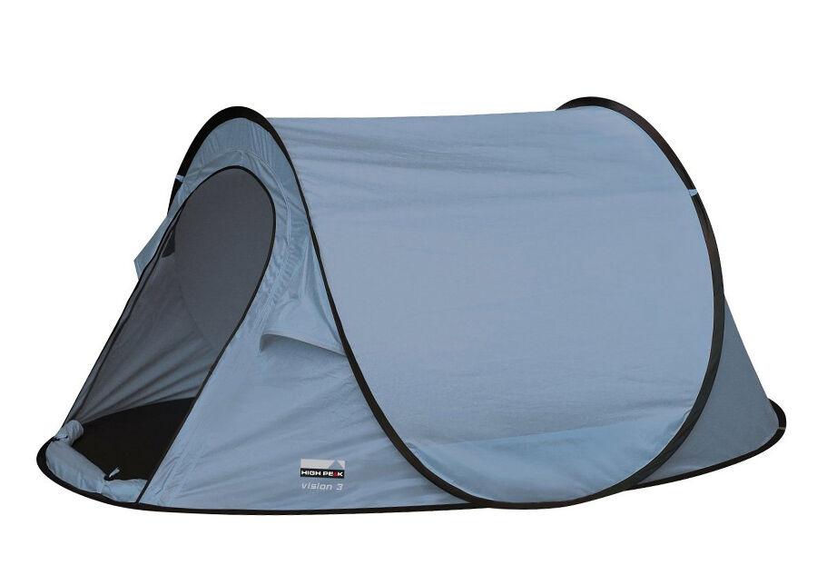 High Peak PopUp teltta High Peak Vision 3, sininen