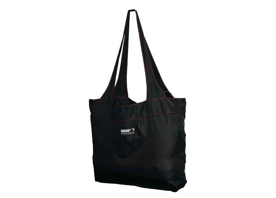 High Peak Ostoslaukku High Peak Electra Shopping Bag 12 L, musta