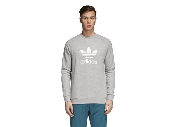 Image of Adidas Miesten verryttelypaita Adidas Originals Trefoil Crew M