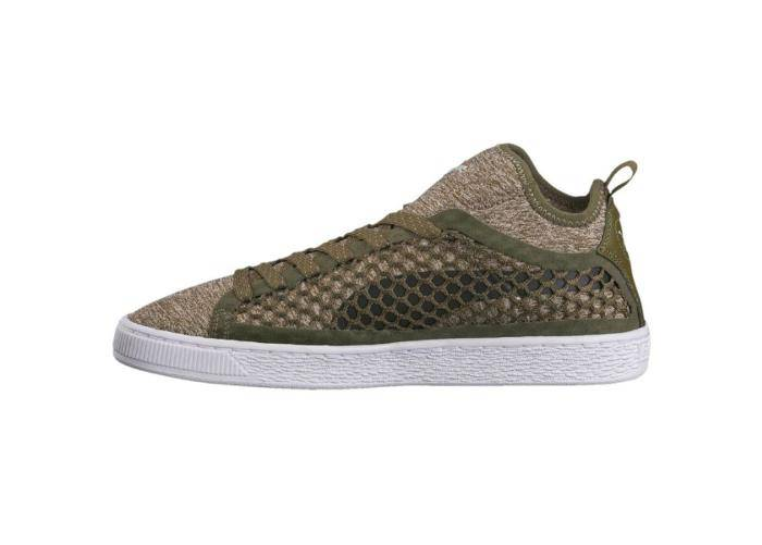 Image of Puma Miesten vapaa-ajan kengät Puma Basket Classic Netfit M 364249 03