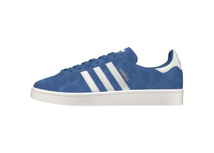 Image of Miesten vapaa-ajan kengät adidas Originals Campus M CQ2079