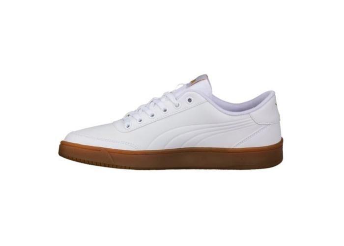 Image of Puma Miesten vapaa-ajan kengät Puma Court Breaker L Mono M 364976 04