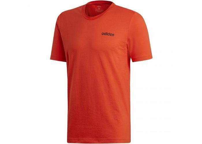 Image of Adidas Miesten vapaa-ajanpaita adidas Essentials Plain Tee M DU0385
