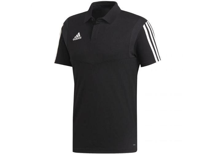 Image of Adidas Miesten poolopaita adidas Tiro 19 Cotton Polo M DU0867