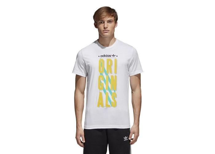 Image of Miesten vapaa-ajanpaita adidas Originals Tee M CD6837