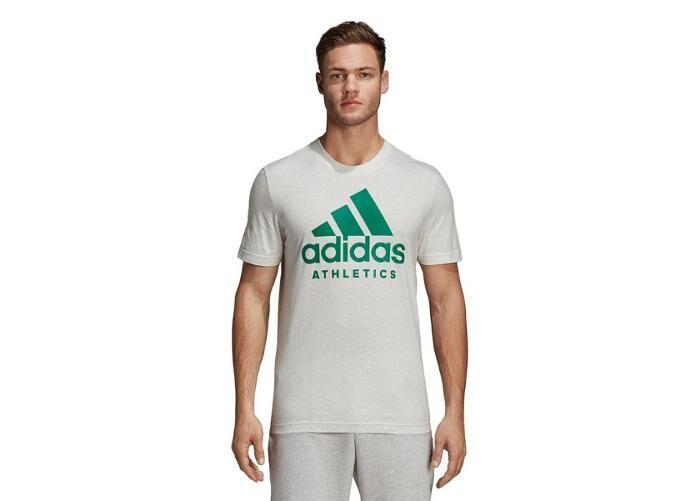 Image of Adidas Miesten vapaa-ajanpaita adidas SID Branded Tee M CW3597