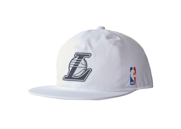 Image of Aikuisten lippalakki adidas ORIGINALS NBA Snapback Cap Lakers BK7450