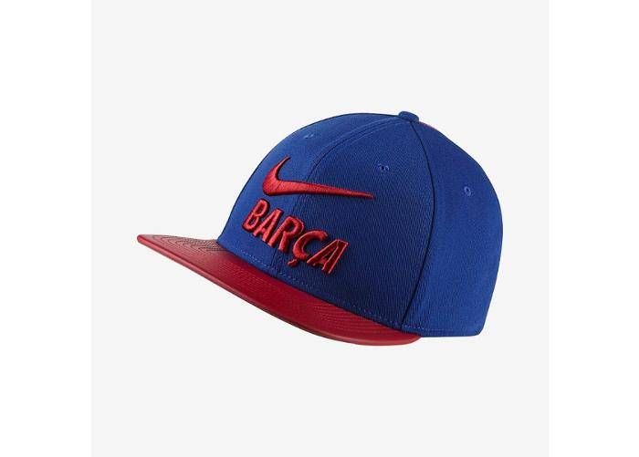 Image of Nike Miesten lippalakki Nike FC Barcelona Pro Cap Pride 916568-455