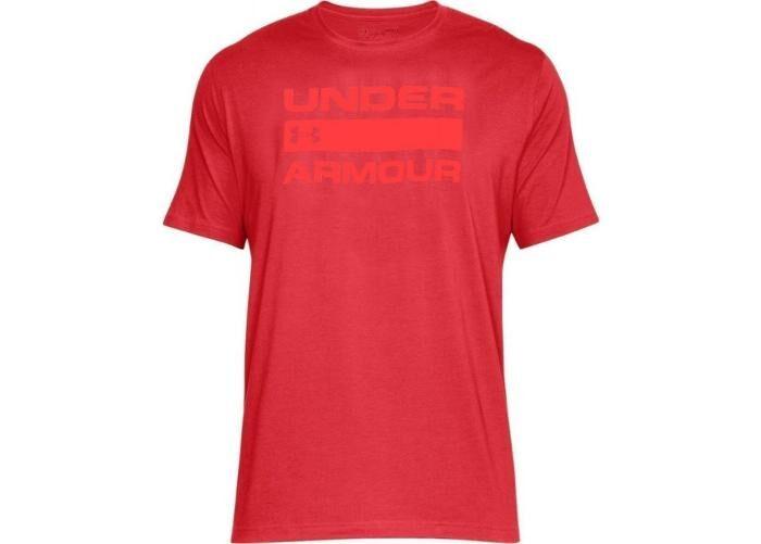 Image of Under Armour Miesten vapaa-ajanpaita Under Armour Team Issue Wordmark M 1314002-600