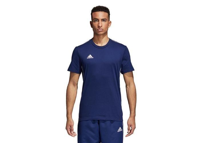 Image of Adidas Miesten jalkapallopaita adidas Core 18 Tee M CV3981