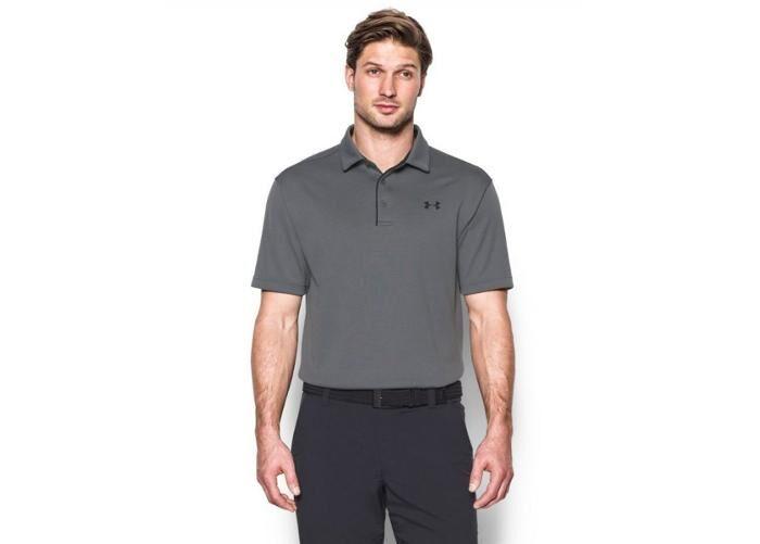 Image of Under Armour Miesten vapaa-ajanpaita T-Shirt Under Armour Tech Polo M 1290140-040
