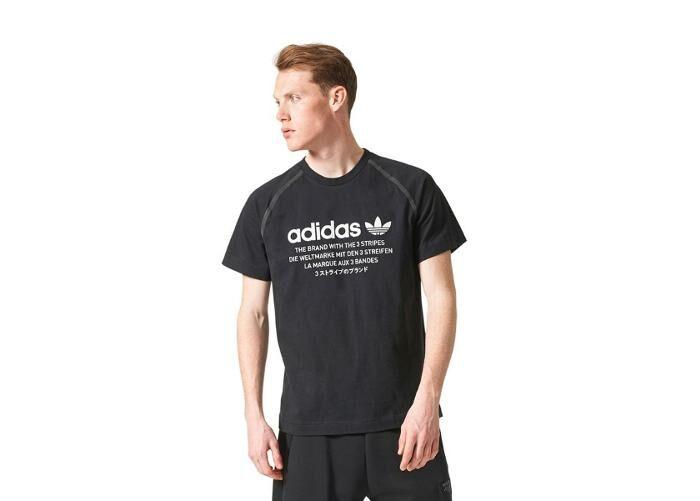 Image of Adidas Miesten vapaa-ajanpaita Adidas Originals NMD D-Tee M