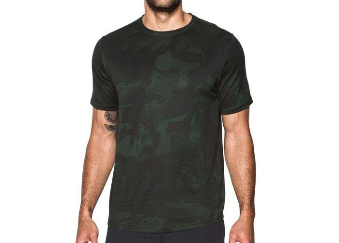 Image of Under Armour Miesten vapaa-ajanpaita Under Armour Sportstyle Core Tee M 1303705-357