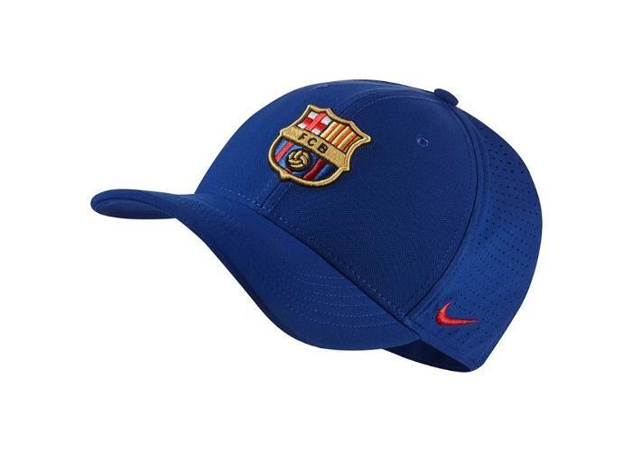 Image of Nike Miesten lippalakki Nike FC Barcelona AeroBill Classic 99 916570-455