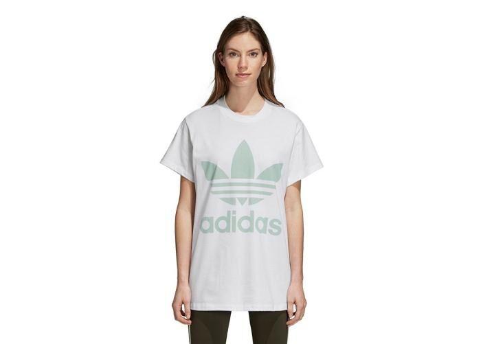 Image of Adidas Naisten t-paita Adidas Originals Big Trefoil Tee W