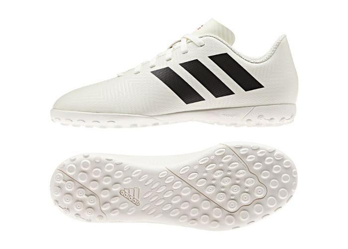 Image of Adidas Lasten jalkapallokengät tekonurmelle Adidas Nemeziz 18.4 TF Jr
