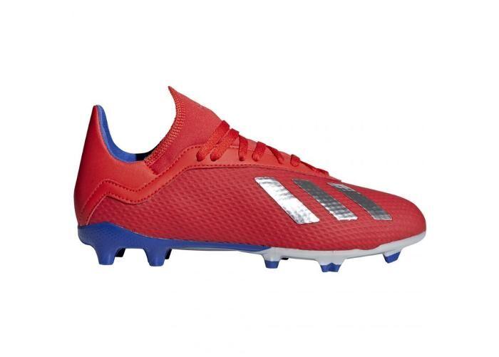 Image of Adidas Lasten jalkapallokengät Adidas X 18.3 FG Jr