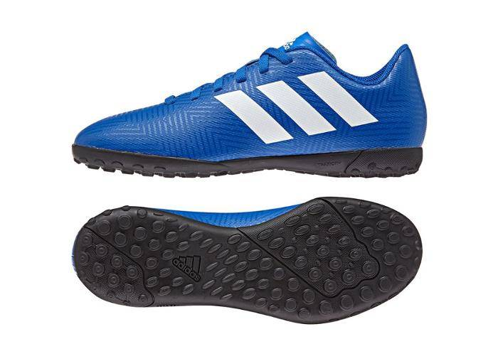 Image of Adidas Lasten jalkapallokengät Adidas Nemeziz Tango 18.4 IN Jr