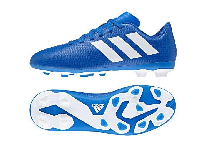 Image of Adidas Lasten jalkapallokengät Adidas Nemeziz 18.4 FxG Jr