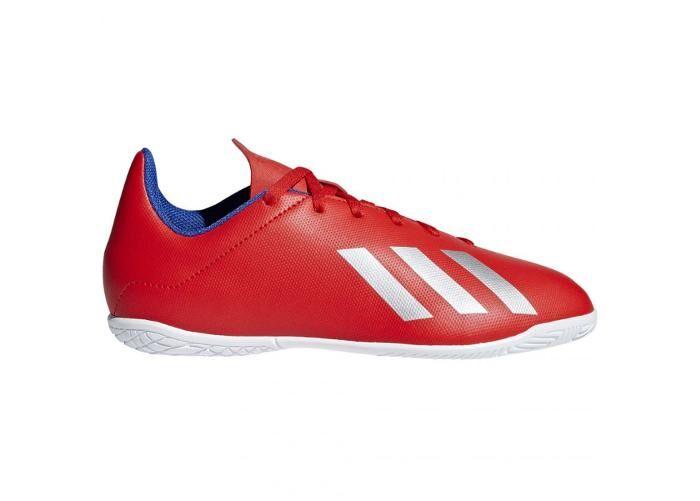 Image of Adidas Lasten futsal sisäpelikengät Adidas X 18.4 IN Jr