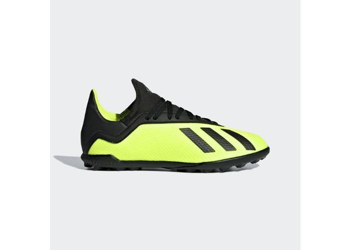Image of Adidas Lasten jalkapallokengät tekonurmelle Adidas X Tango 18.3 TF Jr