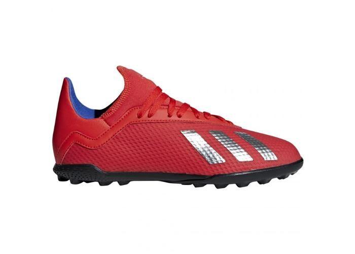 Image of Adidas Lasten jalkapallokengät tekonurmelle Adidas X 18.3 TF Jr