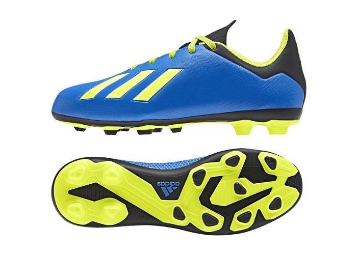 Image of Adidas Lasten jalkapallokengät Adidas X 18.4 FxG Jr