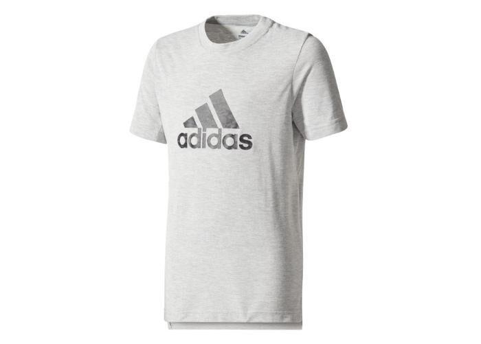 Image of Adidas Lasten t-paita Adidas YB Prime Log Tee Jr